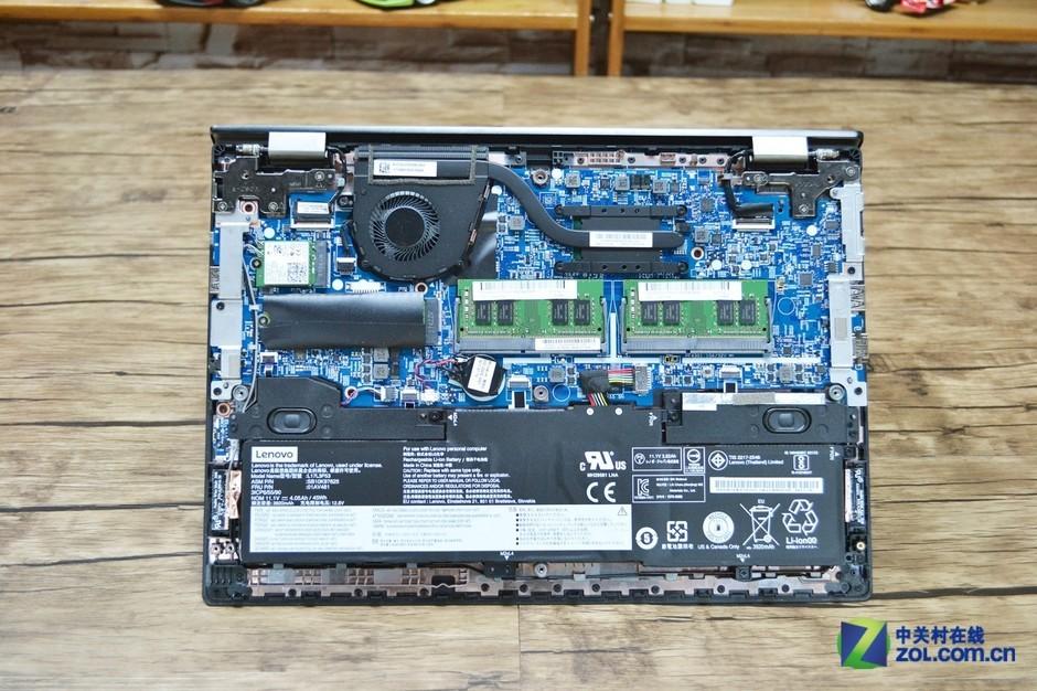 ThinkPad L380内部一览