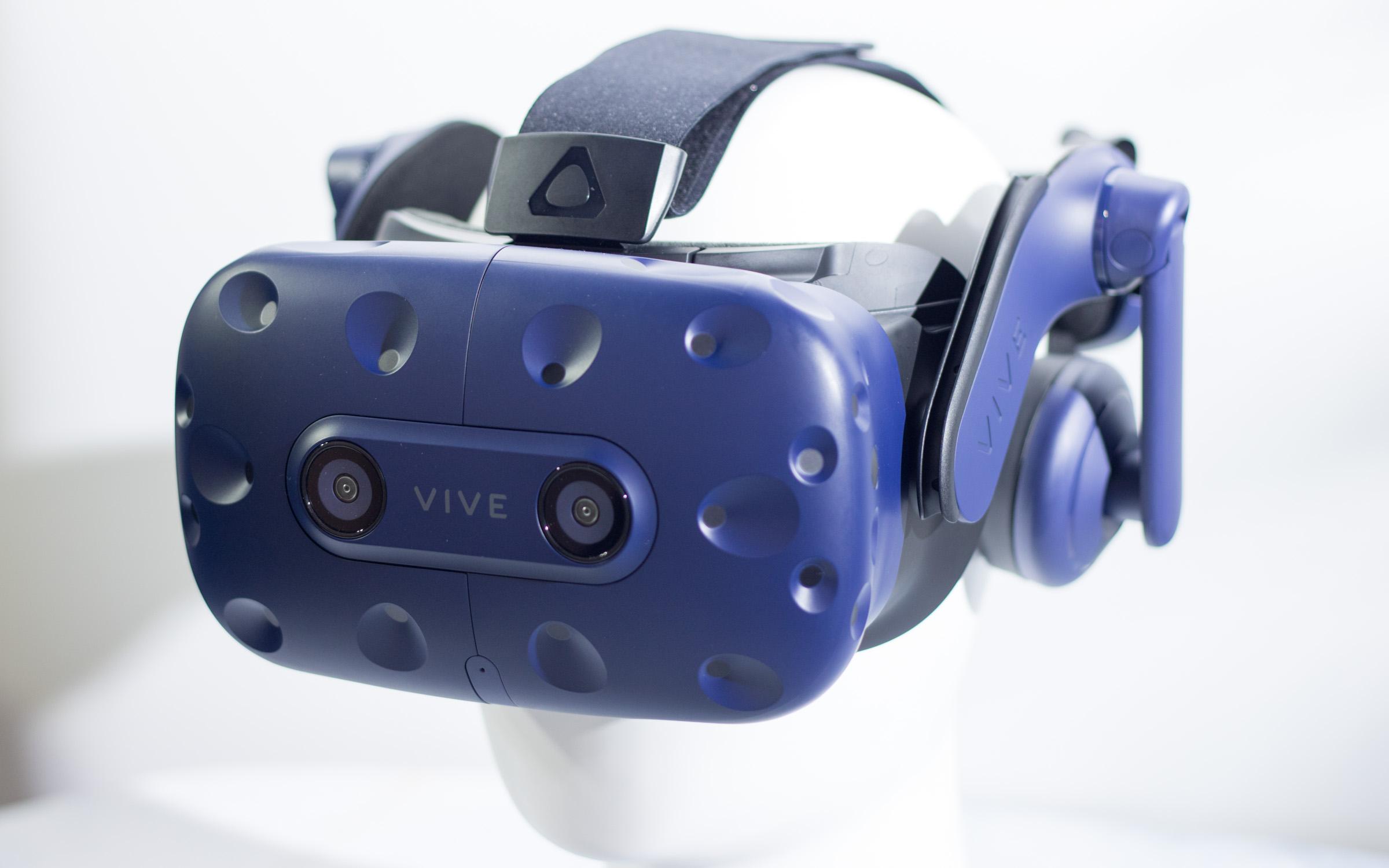 HTC Vive Pro 拆解:6488 元的售价,贵得「有理有据」