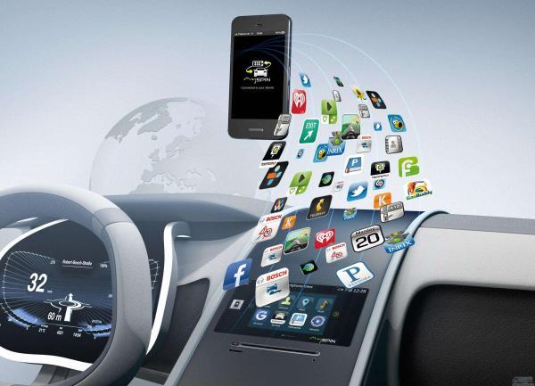 """未来汽车上的""""三大件"""",缺一不可!"""