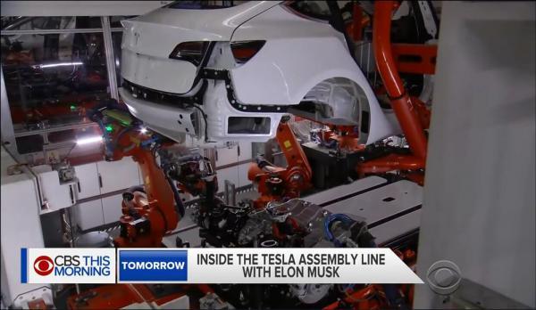 马斯克承认特斯拉过度自动化,下半年将盈利!