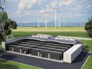 2023电池储能系统市场达85.4亿美元 北美份额最大