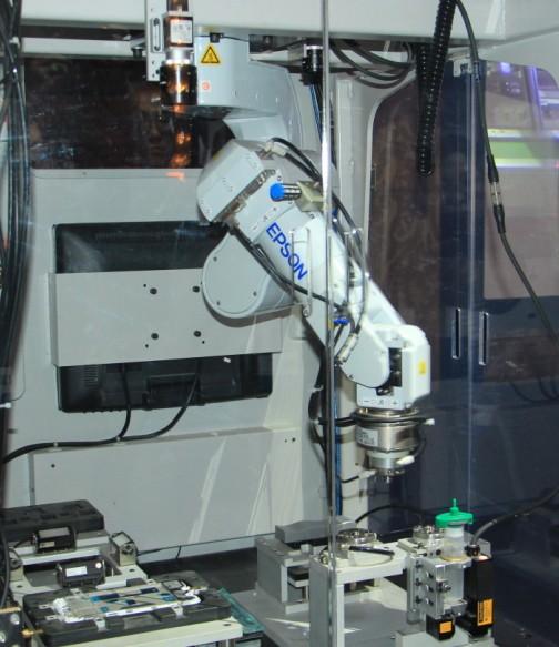 爱普生机器人成功背后的秘密武器