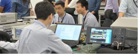 帮企业进行EMI、低功耗、射频性能等测试 世强实验室免费对外开放