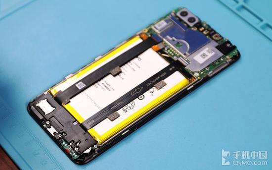 Lenovo S5内部结构