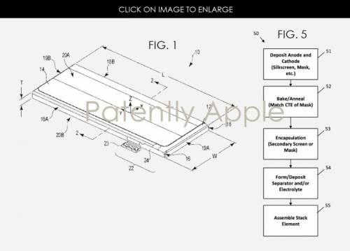 苹果正在开发新的电池技术 以增强手机续航能力