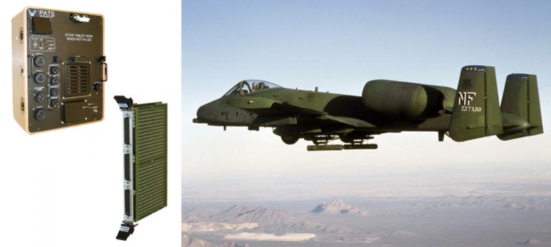 Pickering Interfaces 的PXI开关模块被选择用于A-10C飞机的地面支持