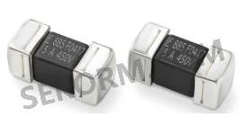 LITTELFUSE专为电动汽车短路保护885系列500VDC SMD保险丝,世强备货充足