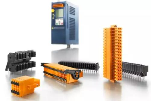 魏德米勒高密度直插式接线OMNIMATE信号接插件B2CF 3.50,世强备货充足