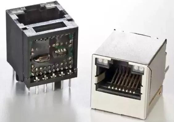 魏德米勒全新工业以太网接口RJ45 PCB插座,世强备货充足