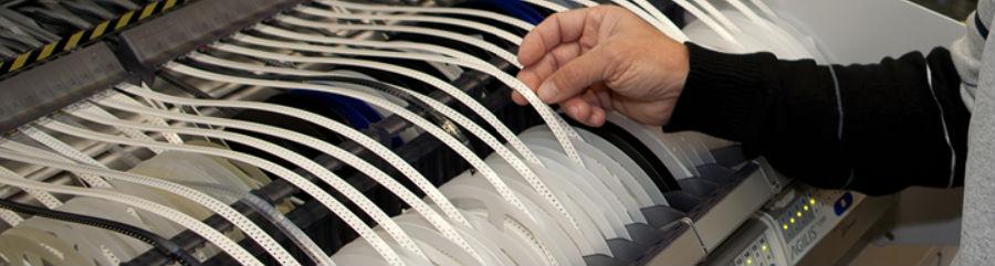 富昌电子中国区官网全面提供剪切卷带服务