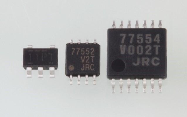 新日本无线为IoT电子器件省电节能推出  具有宽带、超低功耗的轨到轨输入输出运算放大器NJU77552