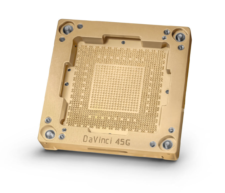 史密斯英特康推出DaVinci 45G|0.65Pitch测试插座