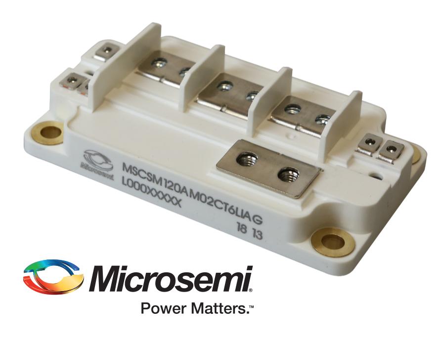 美高森美宣布推出专门用于SiC MOSFET技术的 极低电感SP6LI封装  实现高电流、高开关频率和高效率