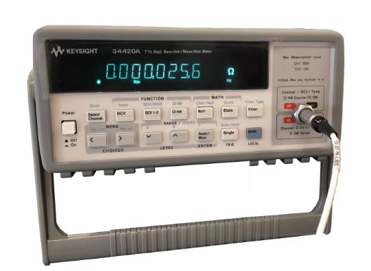 世强-是德开放实验室:免费为企业提供微小电阻测试及绝缘电阻测试