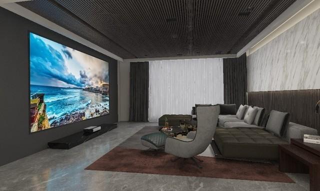 电视越做越大越来越贵 激光电视会成为主流吗