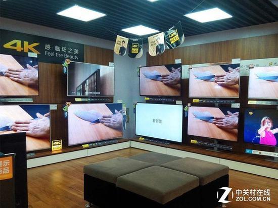 夹缝求生:2017年中国电视市场利润率惨淡