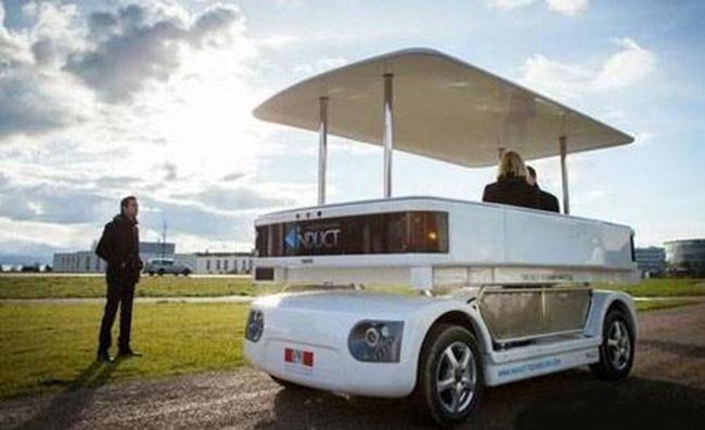等待5G时代到来 英国将在2021年实现无人车