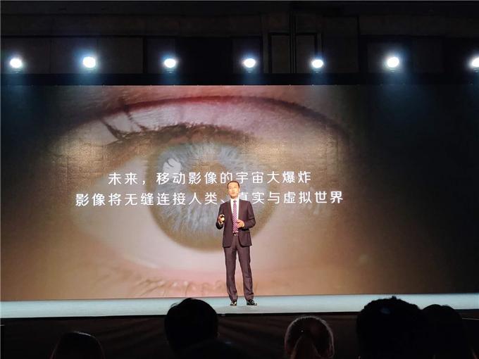 何刚CESA:新影像将成为手机发展新动向