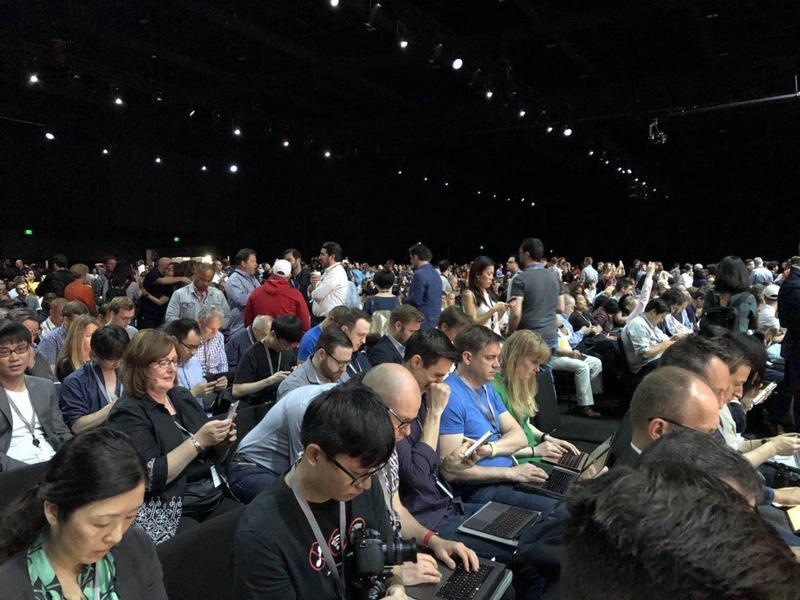 """一文看尽苹果WWDC 2018:史上最""""软""""发布会"""