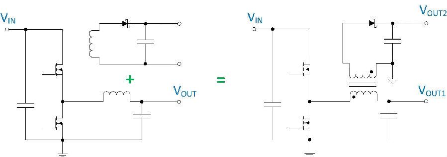 采用隔离降压拓扑结构建立 工业应用隔离电源
