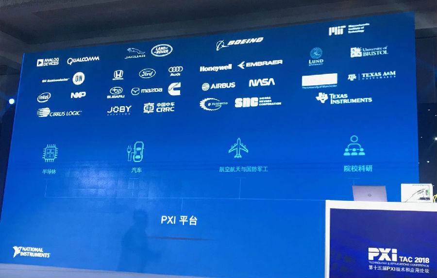 PXI技术应用的跨界融合,NI提出新思路