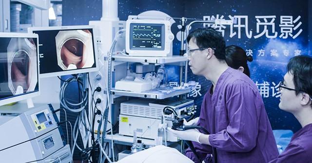 AI+医疗,又是一场BAT的角逐