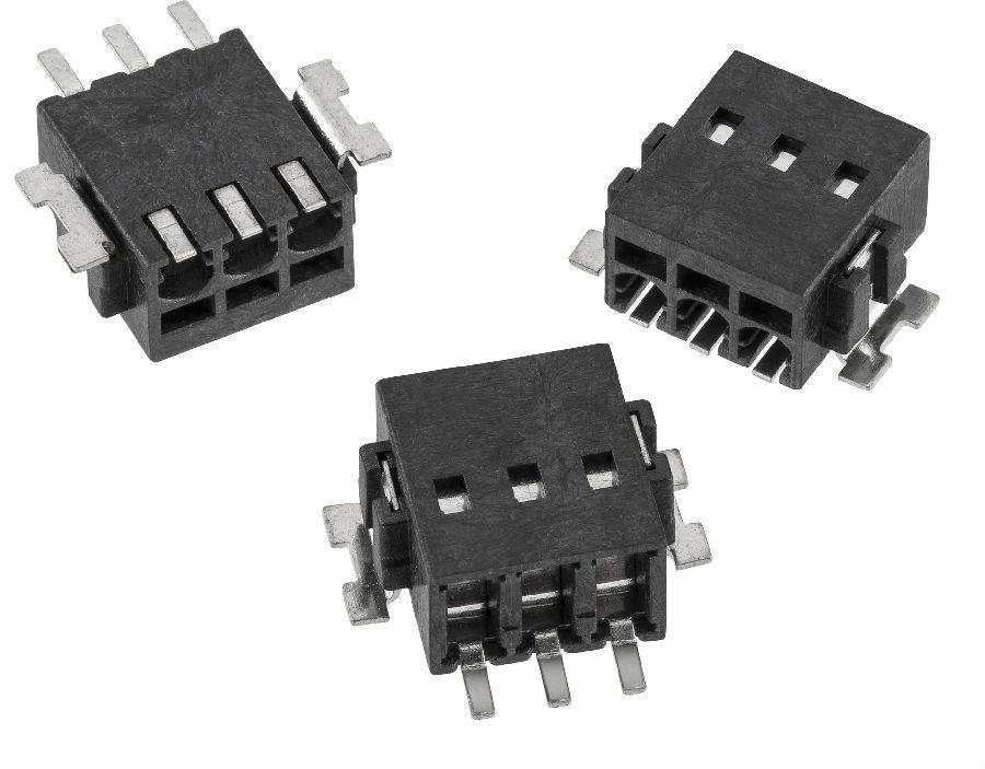 伍尔特电子WR-TBL 8050 系列 SMT 电缆夹 小巧、黑色且简洁