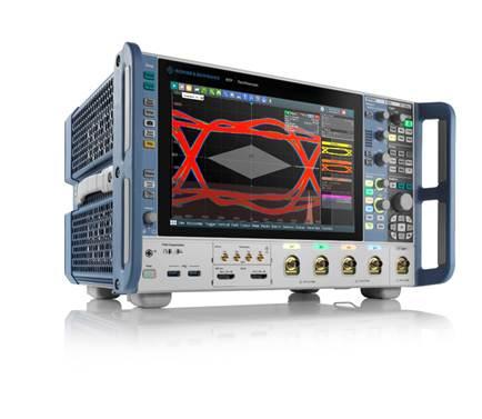 R&S全新RTP系列高性能示波器,集创新的信号保真度、超快测试速度和丰富功能于一身