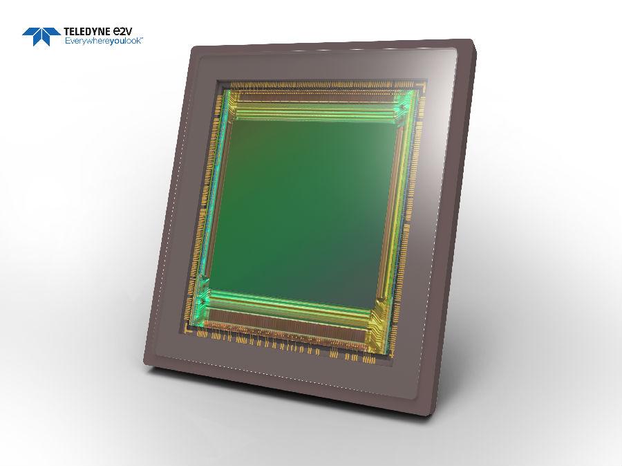 Teledyne e2v 推出用于高速、高分辨率检测的 Emerald 67M CMOS 图像传感器