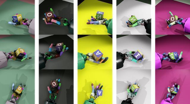 OpenAI推出智能机械手臂:可灵活操纵物体