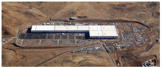 特斯拉1號超級工廠雇員超3000名 成全球最大電池工廠