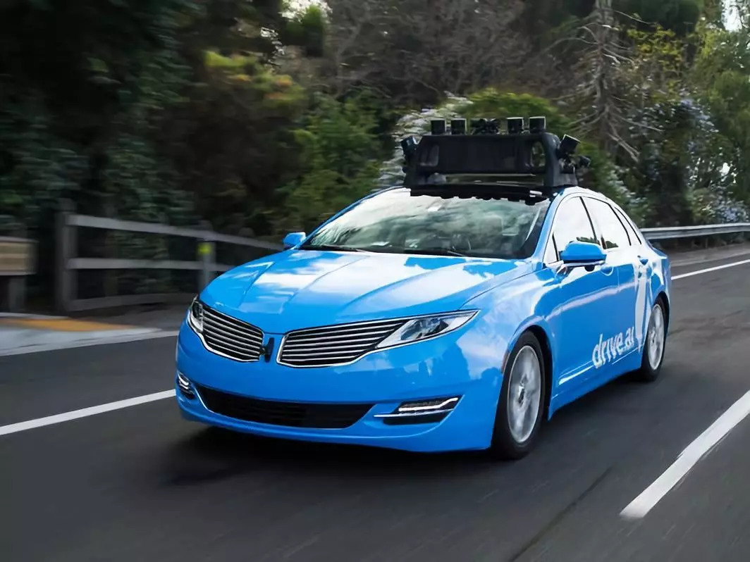 吴恩达的Drive.ai,在教自动驾驶汽车如何与人类交流