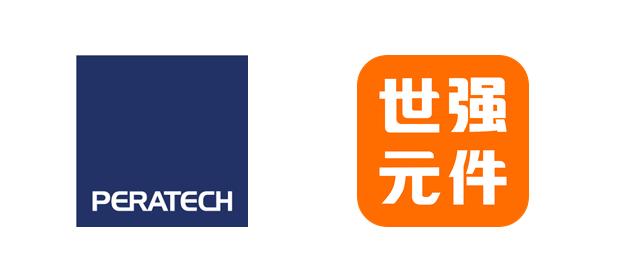 世强与3D力度感测技术的全球领导厂商Peratech达成代理协议