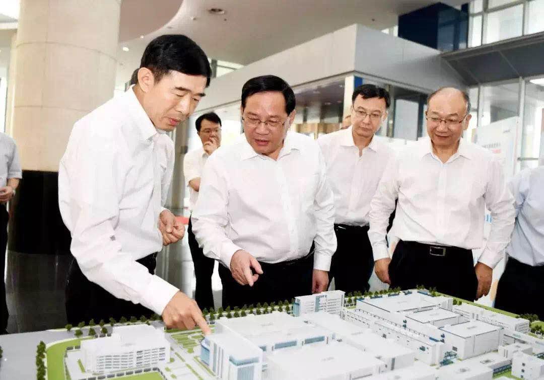 """中芯、中微和华力等齐心协力,将IC打造成""""上海制造""""代表"""