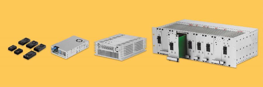 Powerbox 在2018博览会上将展出灵活的和适应性强的增强型轨道电源解决方案