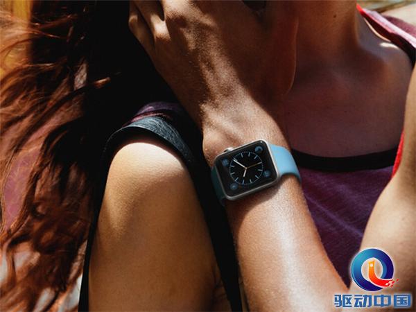 为什么说苹果Apple Watch没有对手?