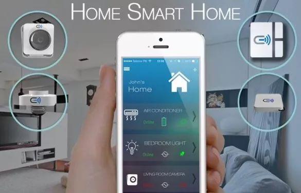 报告显示:2027年智能家居设备市场将达1250亿美元