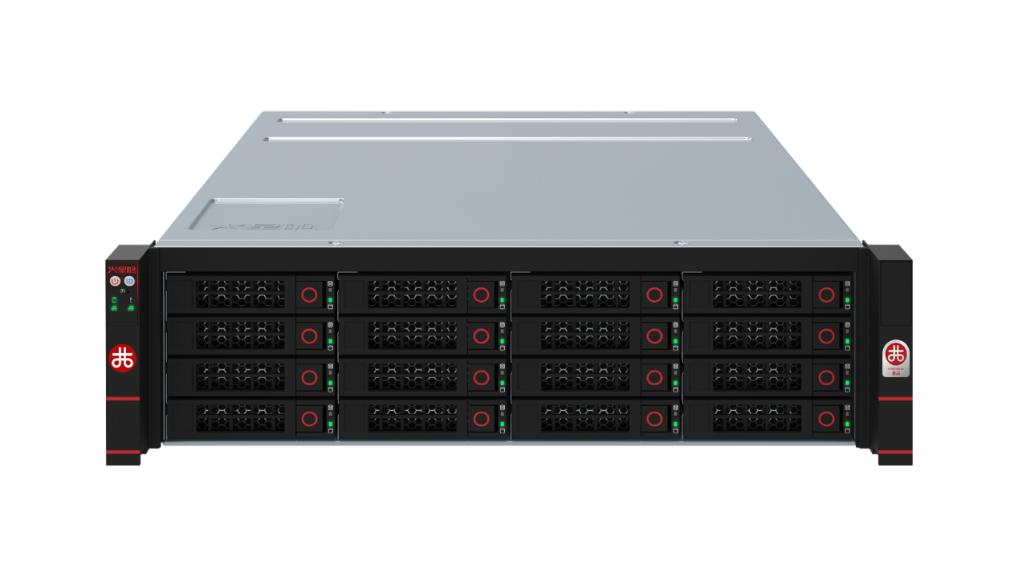 兆芯平台火星舱全国产化智能存储系统落地浦东电子政务管理中心