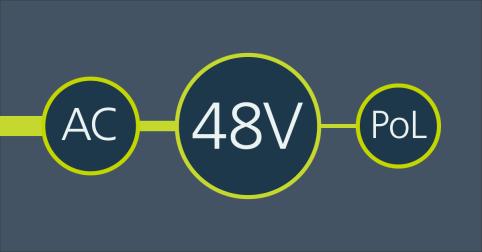 2018 ODCC 峰会上Vicor 将展示三相至 48V 以及 48V 直接至负载的 模块化电源解决方案