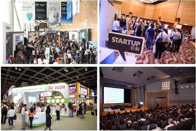 香港秋季电子产品展、国际电子组件及生产技术展十月举行