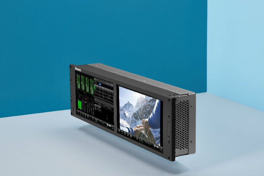 泰克科技扩展基于运营平台、双屏扩展、集成音频监测和25G升路径的四款检测工具的IP解决方案