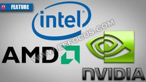 AMD/英特尔/英伟达深度对比,CPU/GPU竞争格局还有哪些变数?