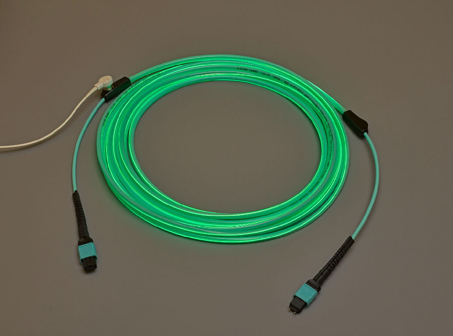 Molex推出 LumaLink 追踪光缆组件