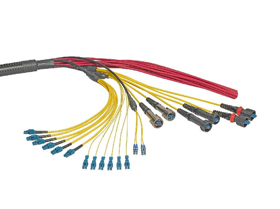 Molex 发布混合式 FTTA-PTTA 光缆解决方案