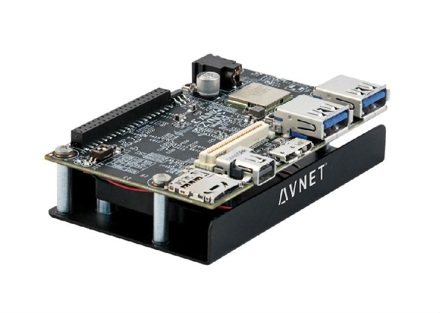 e络盟供应Ultra96™开发板为AI 设计提速
