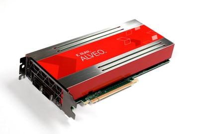 Xilinx 推出全球最快的数据中心和AI加速器卡