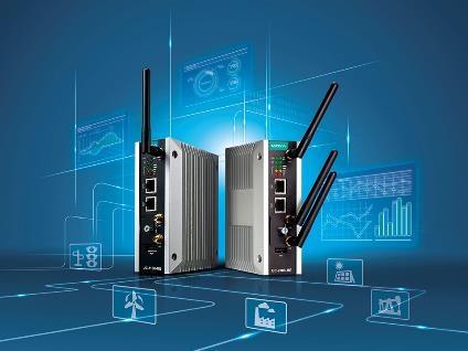 Moxa发布微软 Azure IoT Edge 配套 IIoT 边缘网关 加速边缘到云端集成