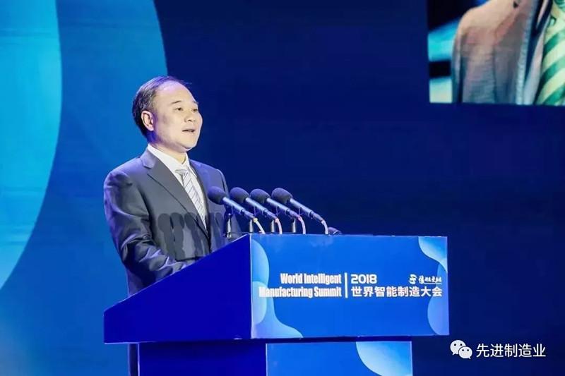 李书福:智能制造是中国制造业转型升级必由之路
