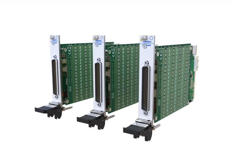 Pickering推出110款加强版2.5W、5W和10W的 程控电阻模块系列,用于发动机控制单元ECU测试