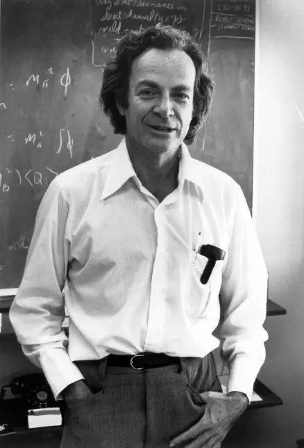2018年是费曼诞辰100周年:纪念这位公认物理学天才